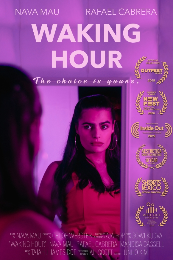 Waking Hour poster 2020